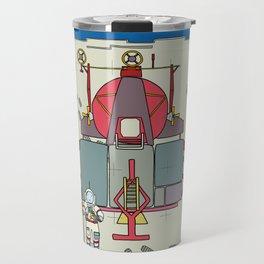 Moon Lem 1969 Travel Mug