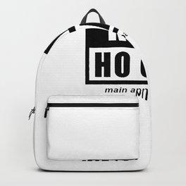 khada ho gaya Backpack