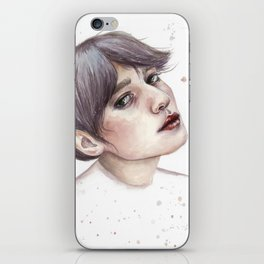 Violeta iPhone Skin