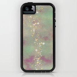 Fear is a seed that, once planted, never stops growing. iPhone Case