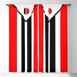 Arapaho Nation Flag Blackout Curtain