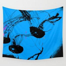 Jellyfish - Marine Animals Wall Tapestry