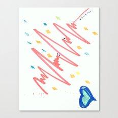 Fine Frenzy  Canvas Print