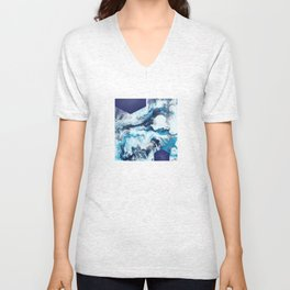 Lucent Forms: Yoroi Unisex V-Neck