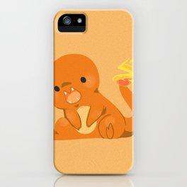 Chaaarmander iPhone Case