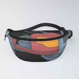 Oldtimer Tractor Fanny Pack