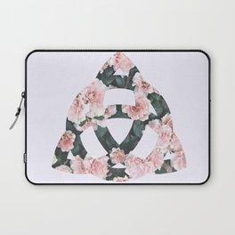Triquetra flower Laptop Sleeve