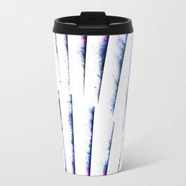 α White Crateris Travel Mug