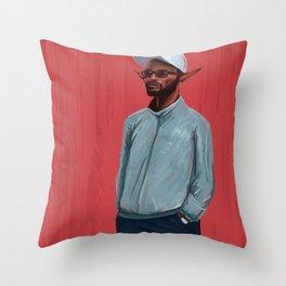 Elfish Fashion Throw Pillow