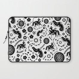 bird & fox /Agat/ Laptop Sleeve