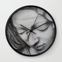 Piedad Wall Clock