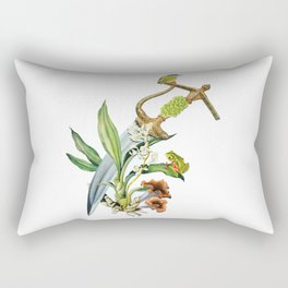 Die By The Sword Rectangular Pillow