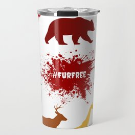 #FurFree ! Travel Mug