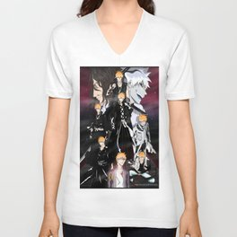 Ichigo Evolution Unisex V-Neck