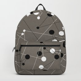 Molecular Pattern Backpack