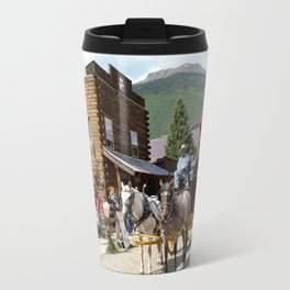 Catch the Afternoon Stage out of Silverton Travel Mug