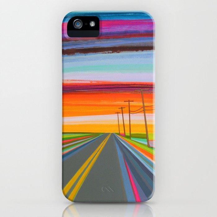 backroads iPhone Case