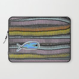Not Whaling / Imperfect Lines Laptop Sleeve