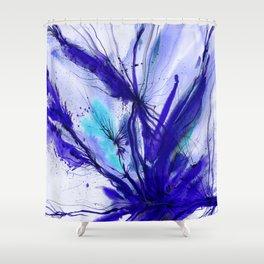 Organic Ecstasy No. 48e by Kathy Morton Stanion Shower Curtain