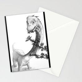 Brachiosaurus Stationery Cards