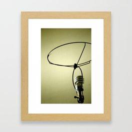 shadeless Framed Art Print