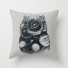 We are all made of stars Mark II Throw Pillow