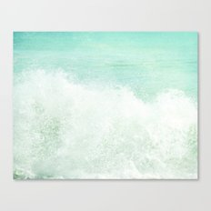 The Spell of the Sea Canvas Print