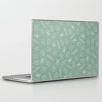 bugs Laptop & iPad Skins featuring Bugs by emilia