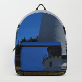 Lighthouse on Winchester Bay Backpack