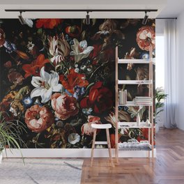 Night Garden XXXVIII Wall Mural