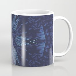 Space Age Aurora Coffee Mug