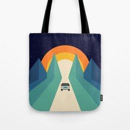 Wonderful Trip Tote Bag