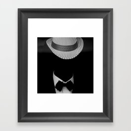 Private Investigations Framed Art Print