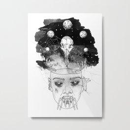 Disturbia Metal Print