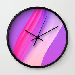 Liquid Unicorn Wall Clock