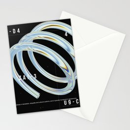 R5 -D4 Stationery Cards