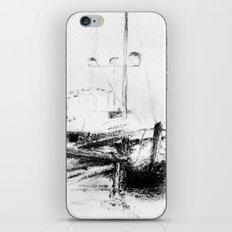 Pirates of the Baltic-sea iPhone & iPod Skin