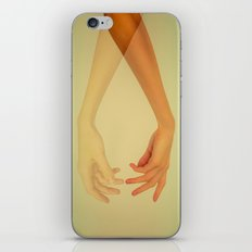 Finger tips iPhone & iPod Skin