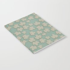 Vintage Leaves Notebook