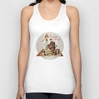 indie Tank Tops featuring Just Gimme Indie Rock | Collage by Julien Ulvoas