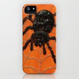 Spooky Tarantula iPhone Case