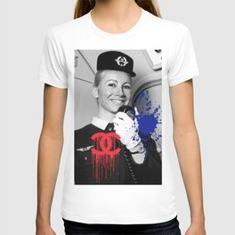 Welcome On Board T-shirt
