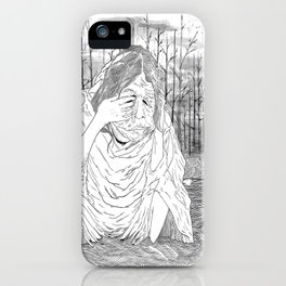 Confessor iPhone Case