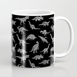 DINOSAURS (BLACK) Coffee Mug