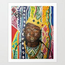 coogi biggie  Art Print