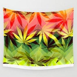 Marijuana Wall Tapestry