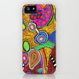 Rock Hopping iPhone Case