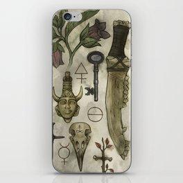 (Super)natural History - 01 iPhone Skin