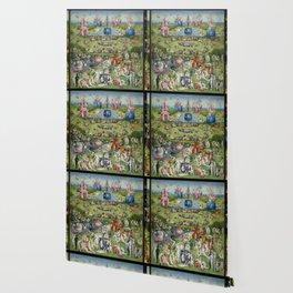 The Garden of Earthly Delights Wallpaper