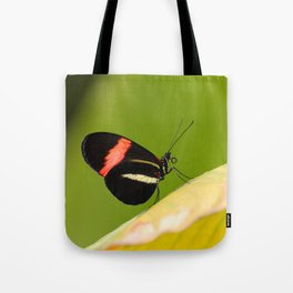 Butterfly - Climbing the hill Tote Bag